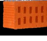 Кирпич рядовой пустотелый КР-р-пу 1,4НФ пустотность 30% ГОСТ 530-2012