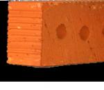 Кирпич рядовой полнотелый КР-р-по 1,4НФ пустотность 7% ГОСТ 530-2012