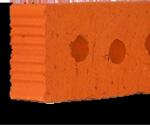 Кирпич рядовой полнотелый КР-р-по 1НФ пустотность 7% ГОСТ 530-2012